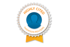 Award: Highly Cited Researcher